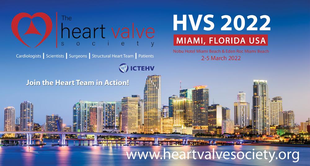 The Heart Valve Society