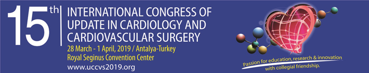 15th International Congress of Update in Cardiology Surgery